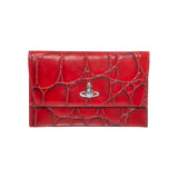 "Vivienne Westwood ""Dora Passport Purse (Red)"""