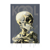 "ZEVS ""Kool Skull of Skeleton (Reflective)"""