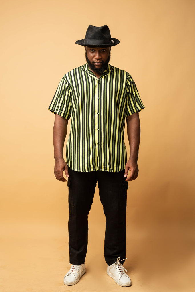 Igho REVERSE SHORT SLEEVE SHIRT