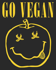 Vegan Nirvana Crop Top