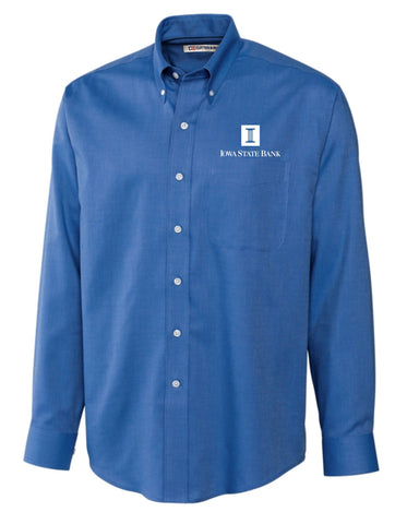 ISB Long Sleeve Epic Easy Care Nailshead