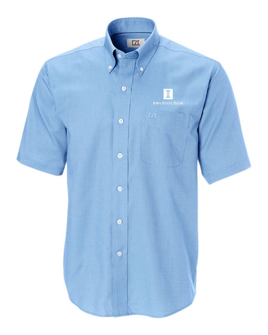ISB Short Sleeve Epic Easy Care Nailshead