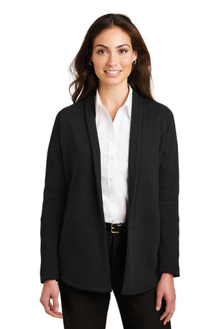 |Business Attire| Port Authority Ladies Interlock Cardigan