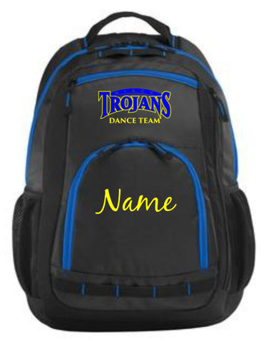 NIACC Dance Back Pack