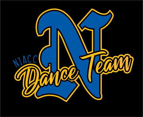 NIACC Dance Team Car Decal