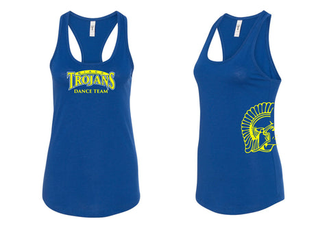NIACC Dance Team Next Level Tank