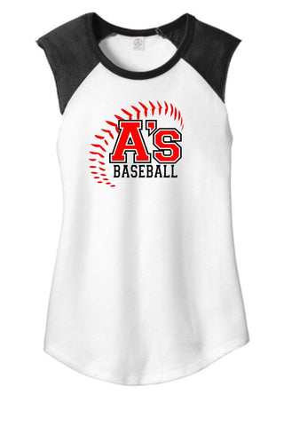 A's Baseball Alternative Classic Fit Tank