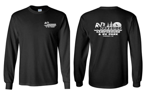 RJ's Campground Long Sleeve Tee