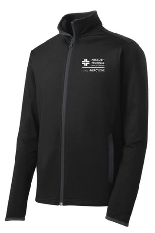 KRHC Sport-Tek® Sport-Wick® Stretch Contrast Full-Zip Jacket