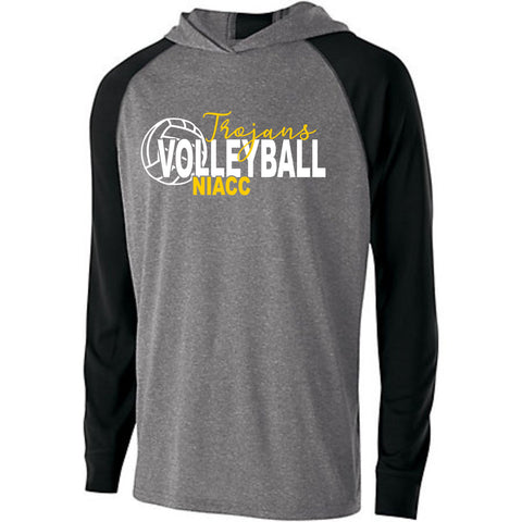 NIACC Volleyball Unisex Holloway Echo Hoodie