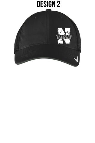 NIACC Volleyball Nike Dryfit Mesh Back Cap