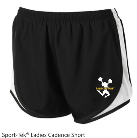 MVDT Sport-Tek® Ladies Cadence Short
