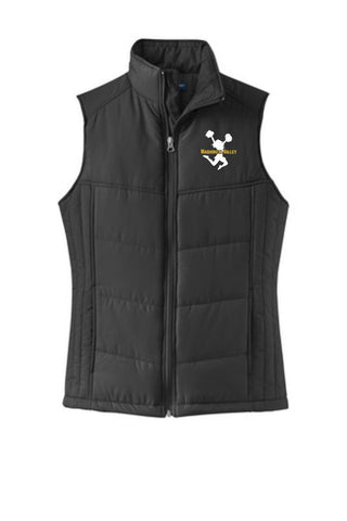 MVDT Port Authority® Ladies Puffy Vest