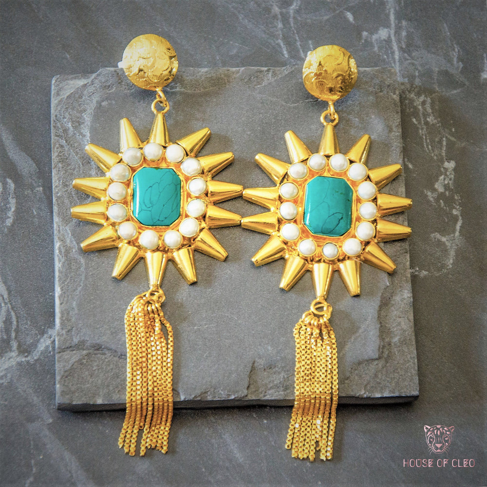 Starlit Earrings