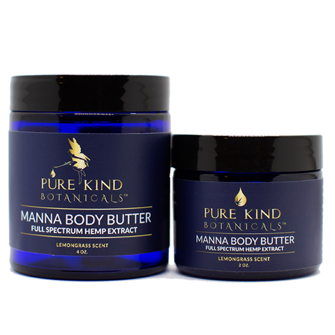 Pure Kind Botanicals™ - Manna Hemp Extract Butter