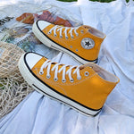 Chaussures converses décontractées - Laety's Beauty Cosmetics