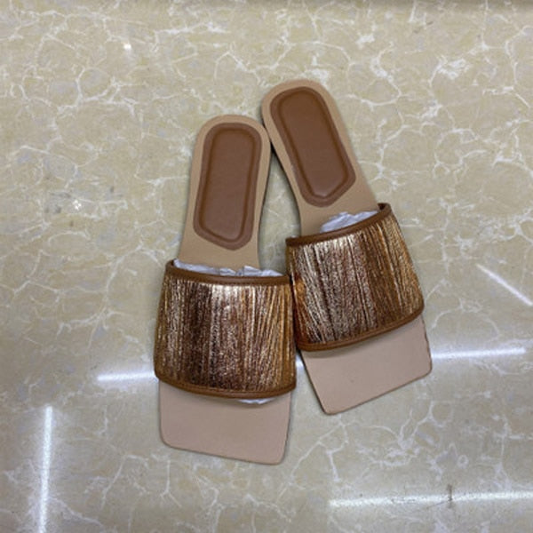 Sandals Plate d'été Basic - Laety's Beauty Cosmetics