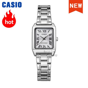 Montre Casio pour femme watch women watches Waterproof Quartz - Laety's Beauty Cosmetics