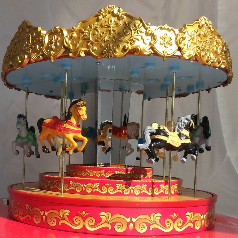 Golden Era Carousel