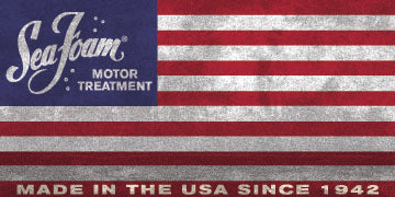 USA Flag Vinyl Garage Banner