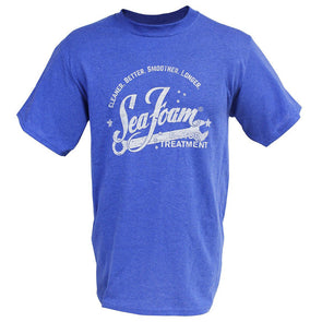 Sea Foam Vintage Logo Tee