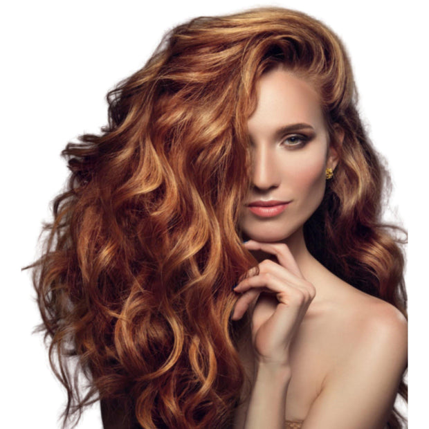 Curl + Bounce Back Texture Cream - Tames Frizz + Unruly Hair 1