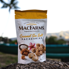 Load image into Gallery viewer, Caramel Sea Salt Macadamia Nuts
