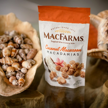 Load image into Gallery viewer, Coconut Macaroon Macadamia Nuts