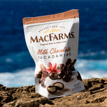 Load image into Gallery viewer, Milk Chocolate Macadamia Nuts
