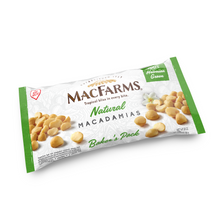Load image into Gallery viewer, Natural Macadamia Nut 20oz. Baker's Pack