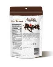 Load image into Gallery viewer, Kona Coffee - Dark Chocolate - Backside