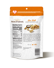 Load image into Gallery viewer, Sea Salt Macadamia - MacFarms - Back