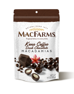 Kona Coffee - Dark Chocolate