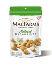Load image into Gallery viewer, Natural Macadamias - MacFarms