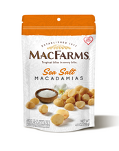 Load image into Gallery viewer, Sea Salt Macadamia - MacFarms