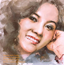 Load image into Gallery viewer, Portrait painting from photo - Thế giới Hội họa