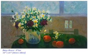 Still life painting collection of flowers - 2 - Thế giới Hội họa