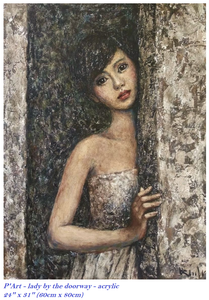 Portrait art collection - price upon request - Thế giới Hội họa