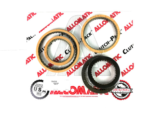 PACK DISCOS DE PASTA ALLOMATIC AW55-50SN AF33-5 1999/07 - Transmisiones Veinte 07