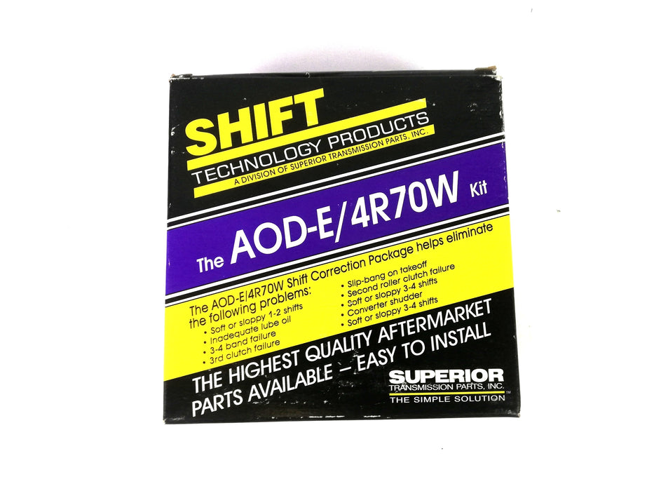 SHIFT KIT AODE 4R70W SUPERIOR - Transmisiones Veinte 07