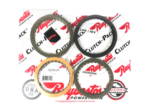 PACK DISCOS DE PASTA RAYBESTOS CHRYSLER A604 A606 42RLE - Transmisiones Veinte 07