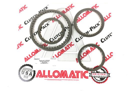 PACK DISCOS DE PASTA ALLOMATIC FORD F4EAT 4EAT-F ESCORT 1990/UP - Transmisiones Veinte 07
