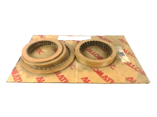 PACK DISCOS DE PASTA ALLOMATIC GM TH200-4R 1981/90 - Transmisiones Veinte 07