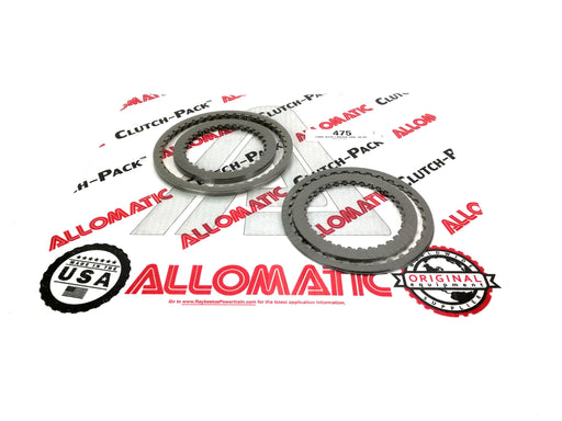 PACK DISCOS DE PASTA ALLOMATIC FORD 4F27E MAZDA FN4A-EL 1999/UP - Transmisiones Veinte 07