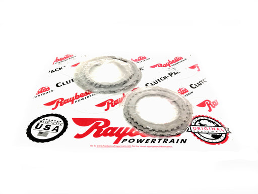 Pack Metales Raybestos 4F27E