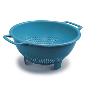 Deep Turquoise Colander