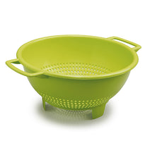 Green Color Colander