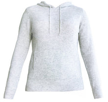 Load image into Gallery viewer, Cashmere Hoodie in Flint