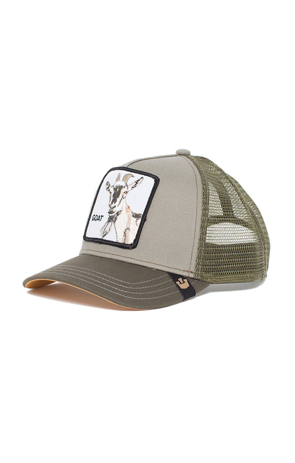 GOAT BEARD CAP - ANIMAL FARM