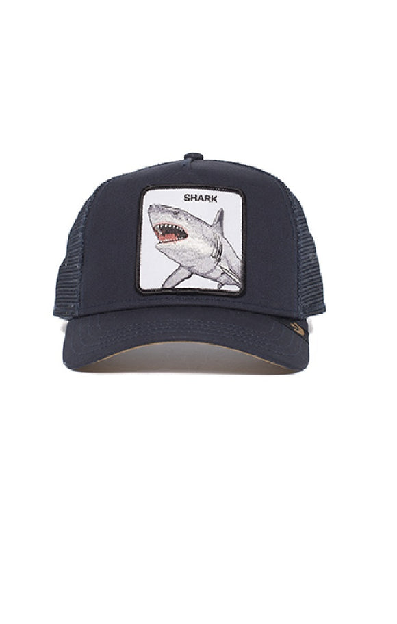 DUNNAH SHARK CAP - ANIMAL FARM
